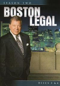 Boston Legal - 27 x 40 TV Poster - Style G