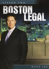 Boston Legal - 27 x 40 TV Poster - Style H
