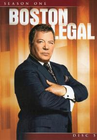 Boston Legal - 11 x 17 TV Poster - Style I