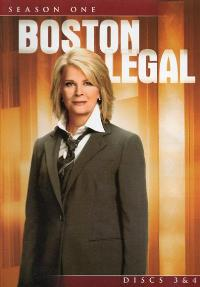 Boston Legal - 11 x 17 TV Poster - Style J
