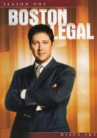 Boston Legal - 27 x 40 TV Poster - Style K