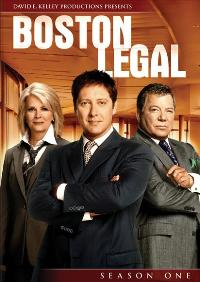 Boston Legal - 27 x 40 TV Poster - Style L