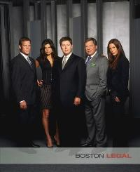 Boston Legal - 11 x 17 TV Poster - Style M