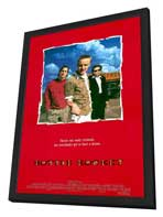 Bottle Rocket - 11 x 17 Movie Poster - Style A - in Deluxe Wood Frame