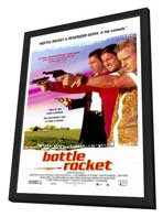 Bottle Rocket - 27 x 40 Movie Poster - Style A - in Deluxe Wood Frame