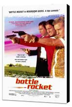 Bottle Rocket - 27 x 40 Movie Poster - Style A - Museum Wrapped Canvas
