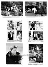 Bottle Rocket - Set of 6 - 8 x 10 B&W Photos