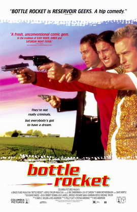 Bottle Rocket - 11 x 17 Movie Poster - Style B