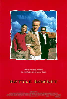 Bottle Rocket - 11 x 17 Movie Poster - Style A