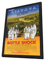 Bottle Shock - 27 x 40 Movie Poster - Style A - in Deluxe Wood Frame