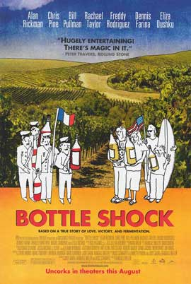 Bottle Shock - 11 x 17 Movie Poster - Style A
