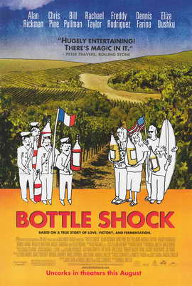 Bottle Shock - 27 x 40 Movie Poster - Style A