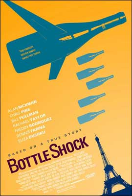 Bottle Shock - 11 x 17 Movie Poster - Style B