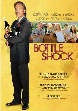 Bottle Shock - 11 x 17 Movie Poster - Style C