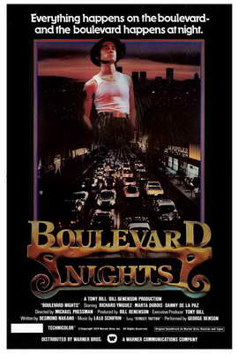 Boulevard Nights - 11 x 17 Movie Poster - Style A