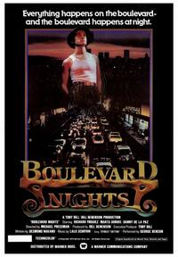 Boulevard Nights - 43 x 62 Movie Poster - Bus Shelter Style A