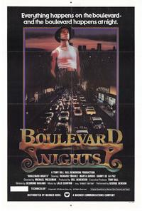 Boulevard Nights - 11 x 17 Movie Poster - Style A - Museum Wrapped Canvas