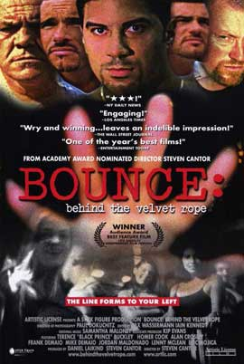 Bounce: Behind the Velvet Rope - 11 x 17 Movie Poster - Style A