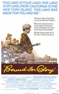Bound for Glory - 11 x 17 Movie Poster - Style A