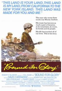 Bound for Glory - 27 x 40 Movie Poster - Style A