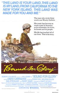 Bound for Glory - 43 x 62 Movie Poster - Bus Shelter Style A