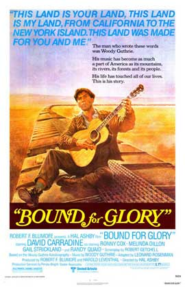 Bound for Glory - 11 x 17 Movie Poster - Style C