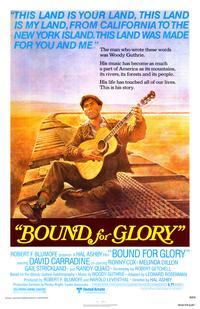 Bound for Glory - 27 x 40 Movie Poster - Style B