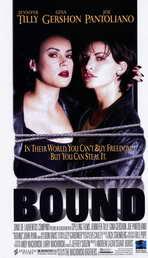 Bound - 11 x 17 Movie Poster - Style B