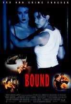 Bound - 11 x 17 Movie Poster - Style C