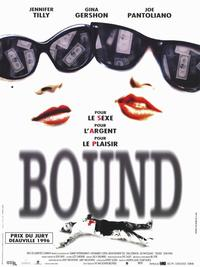 Bound - 11 x 17 Movie Poster - French Style A