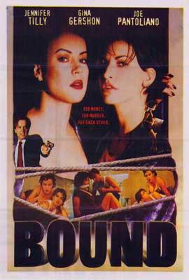Bound - 27 x 40 Movie Poster - Style B