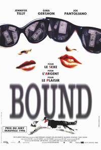 Bound - 27 x 40 Movie Poster - French Style A