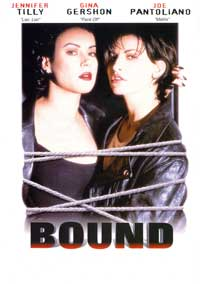 Bound - 30 x 40 Movie Poster UK - Style A