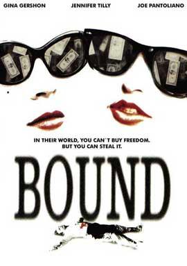 Bound - 11 x 17 Movie Poster - Style F