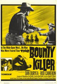 Bounty Killer - 27 x 40 Movie Poster - Style A