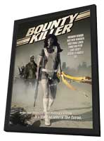 Bounty Killer - 27 x 40 Movie Poster - Style B - in Deluxe Wood Frame