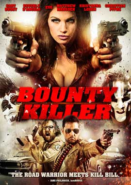Bounty Killer - 11 x 17 Movie Poster - Style A