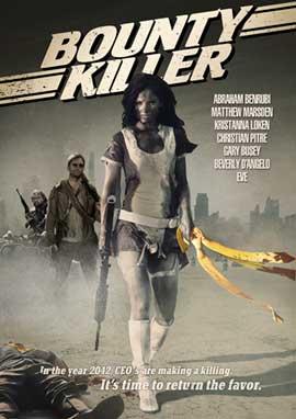 Bounty Killer - 11 x 17 Movie Poster - Style B