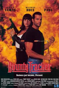 Bounty Tracker - 11 x 17 Movie Poster - Style B