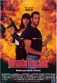 Bounty Tracker - 27 x 40 Movie Poster - Style B
