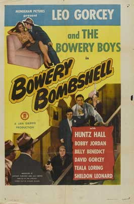 Bowery BombshellBowery Bombshell - 11 x 17 Movie Poster - Style A