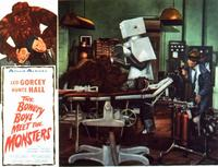 Bowery Boys Meet the Monsters - 11 x 14 Movie Poster - Style A