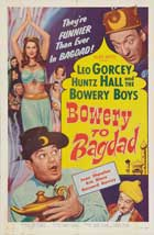 Bowery to Bagdad - 27 x 40 Movie Poster - Style A