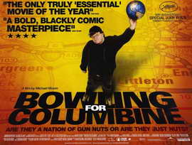 Bowling for Columbine - 11 x 17 Movie Poster - Style B