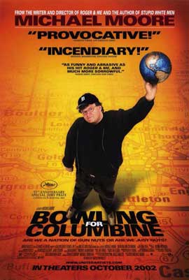 Bowling for Columbine - 11 x 17 Movie Poster - Style C