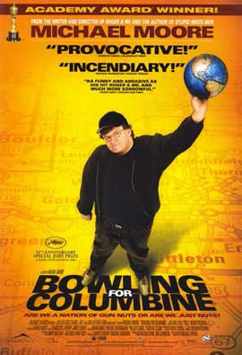 Bowling for Columbine - 11 x 17 Movie Poster - Style D