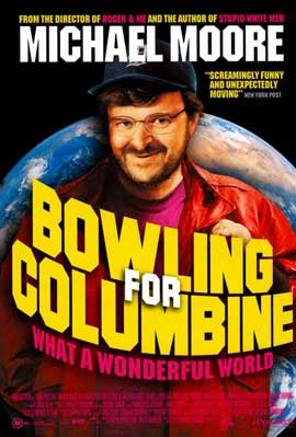 Bowling for Columbine - 11 x 17 Movie Poster - Style E