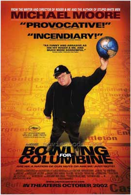 Bowling for Columbine - 27 x 40 Movie Poster - Style B