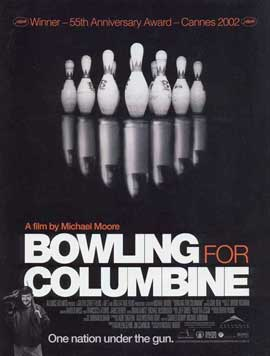 Bowling for Columbine - 11 x 17 Movie Poster - Style F
