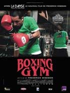 Boxing Gym - 11 x 17 Movie Poster - French Style A